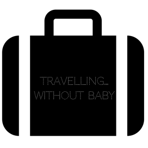 Travelling... Without baby