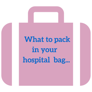 What to take to the hospital
